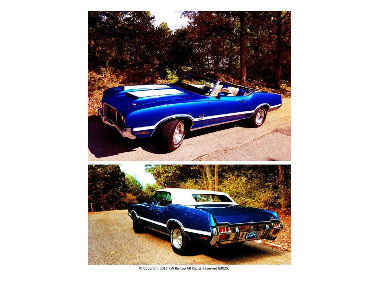 Large Picture of Classic '72 Oldsmobile Cutlass 422 located in Missouri - $75,550.00 Offered by MotoeXotica Classic Cars - NO0D