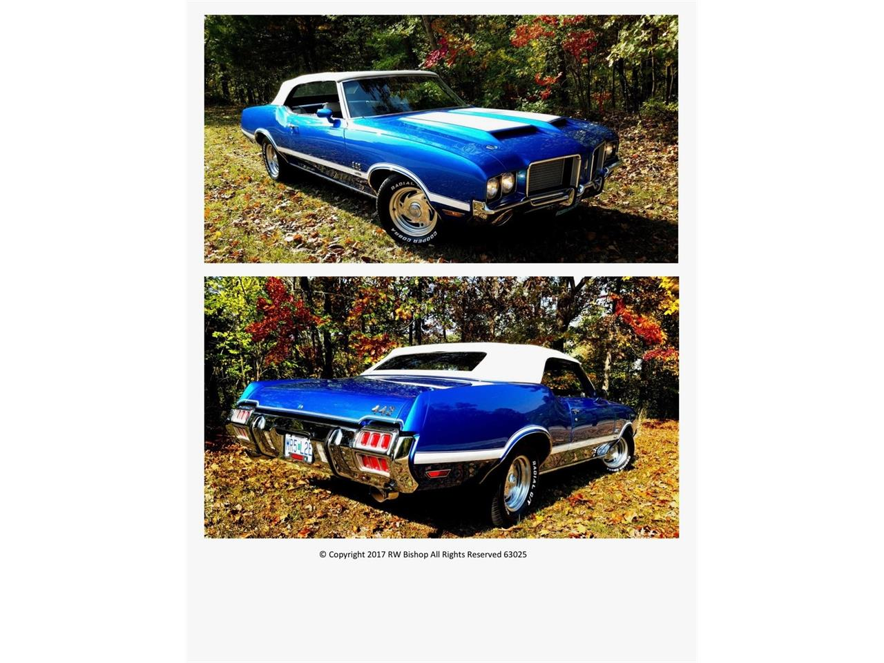 Large Picture of Classic '72 Oldsmobile Cutlass 422 - NO0D