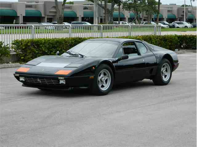 Picture of 1983 Ferrari 512 located in North Carolina Auction Vehicle Offered by  - NO0J