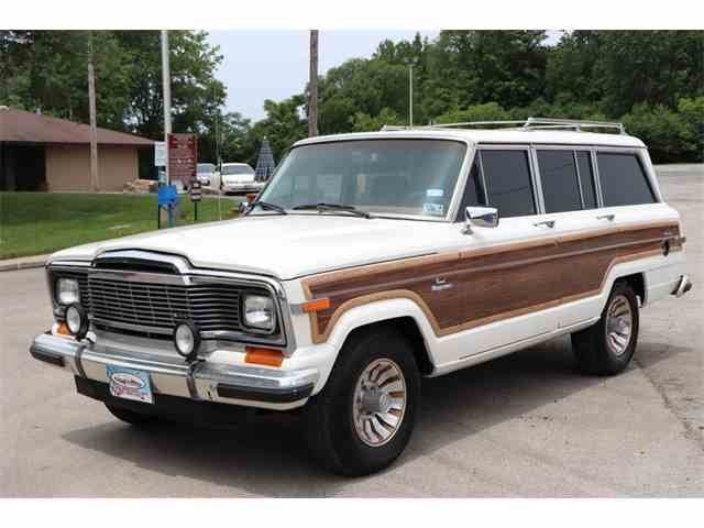Picture of '85 Grand Wagoneer - NO0M