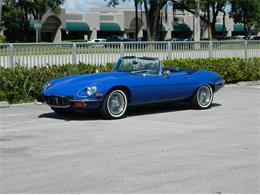 Picture of 1973 Jaguar XKE Auction Vehicle - NO0U