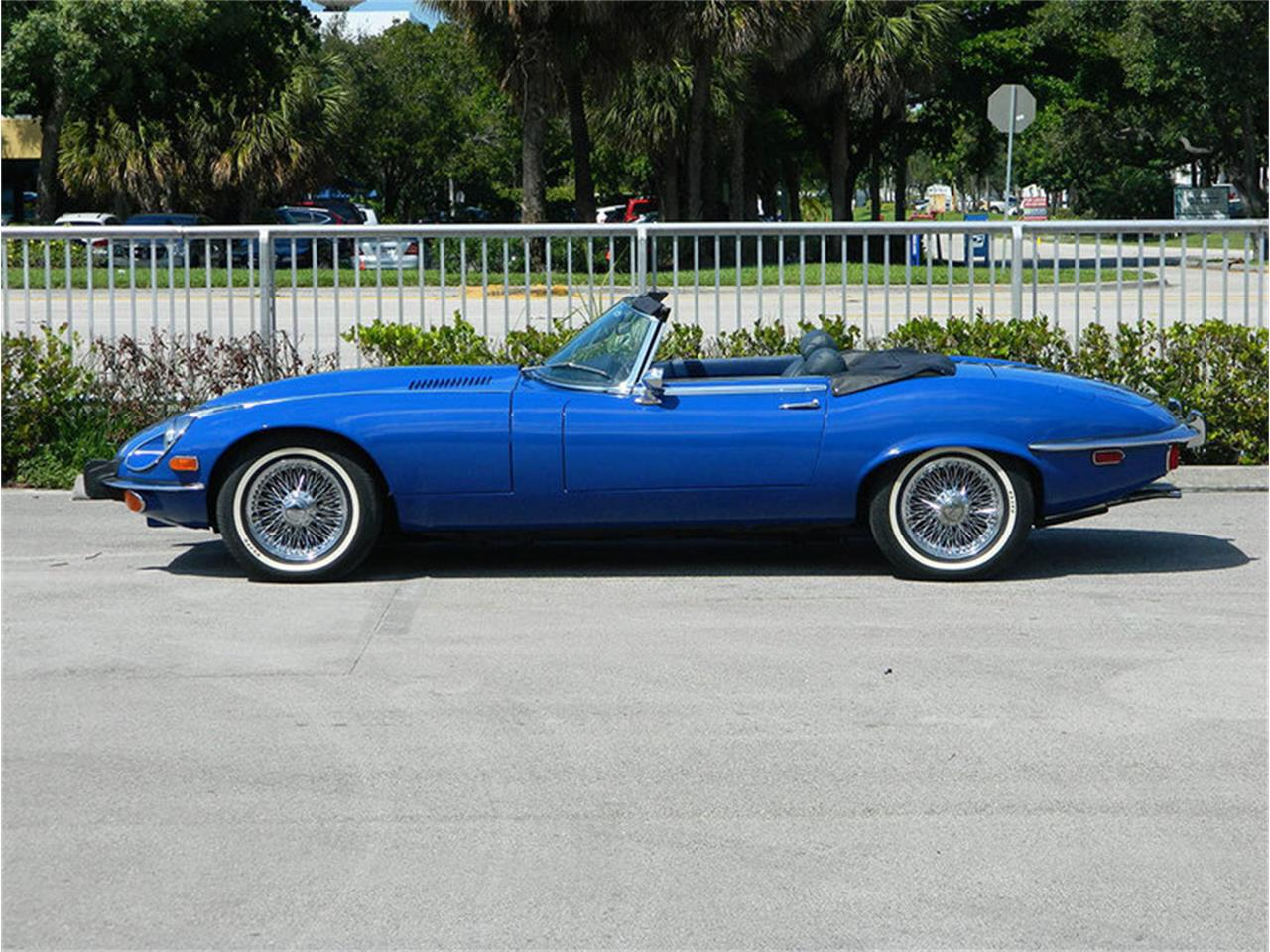 Large Picture of 1973 XKE Offered by GAA Classic Cars Auctions - NO0U