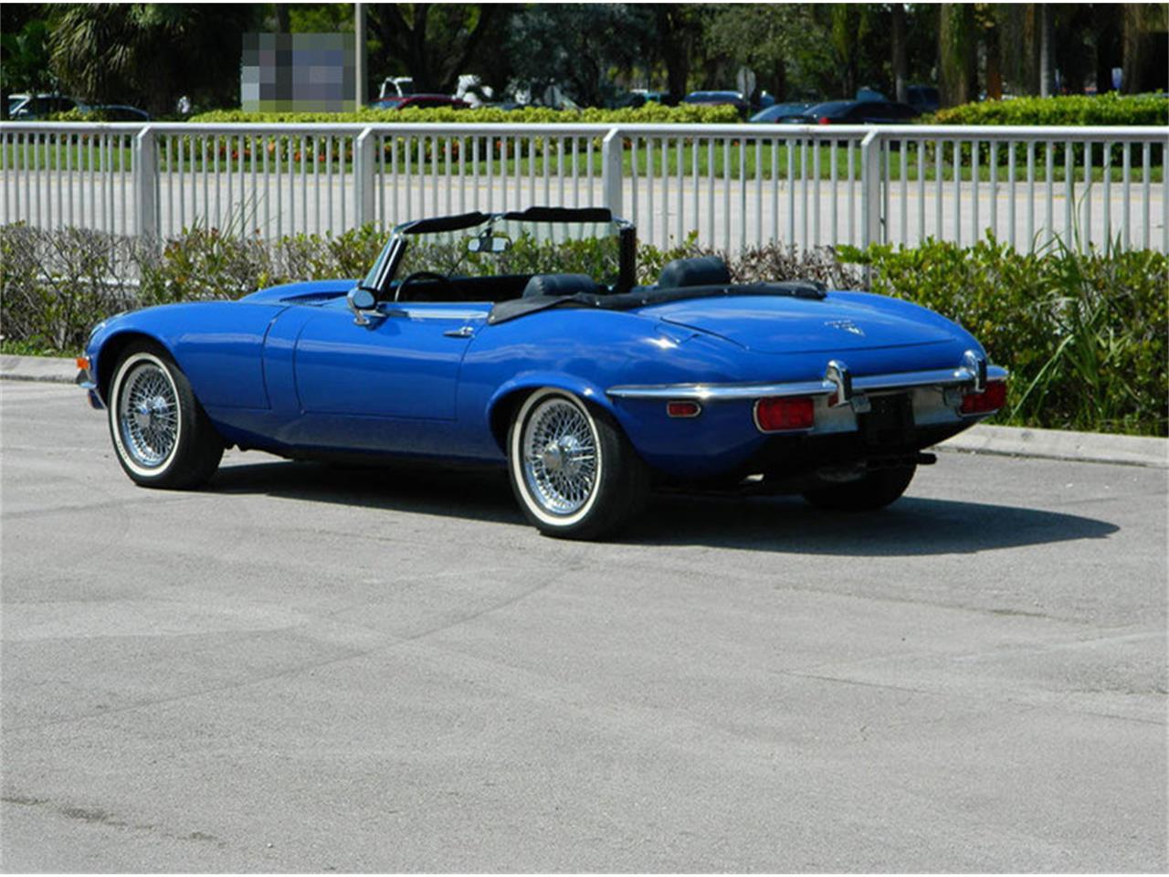Large Picture of Classic '73 Jaguar XKE Auction Vehicle - NO0U