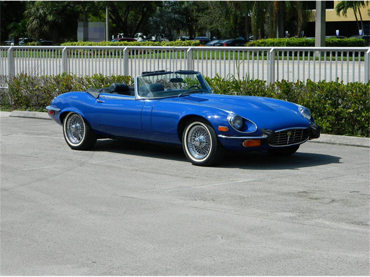 Large Picture of Classic 1973 Jaguar XKE - NO0U