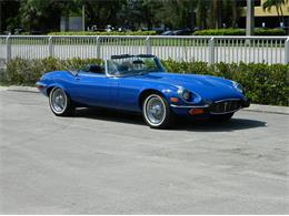 Picture of Classic 1973 Jaguar XKE located in Greensboro North Carolina Auction Vehicle Offered by GAA Classic Cars Auctions - NO0U