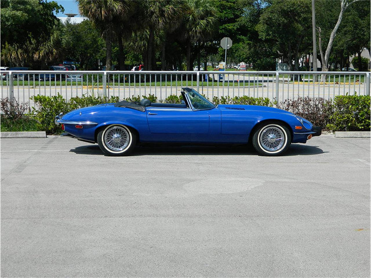 Large Picture of '73 Jaguar XKE Offered by GAA Classic Cars Auctions - NO0U