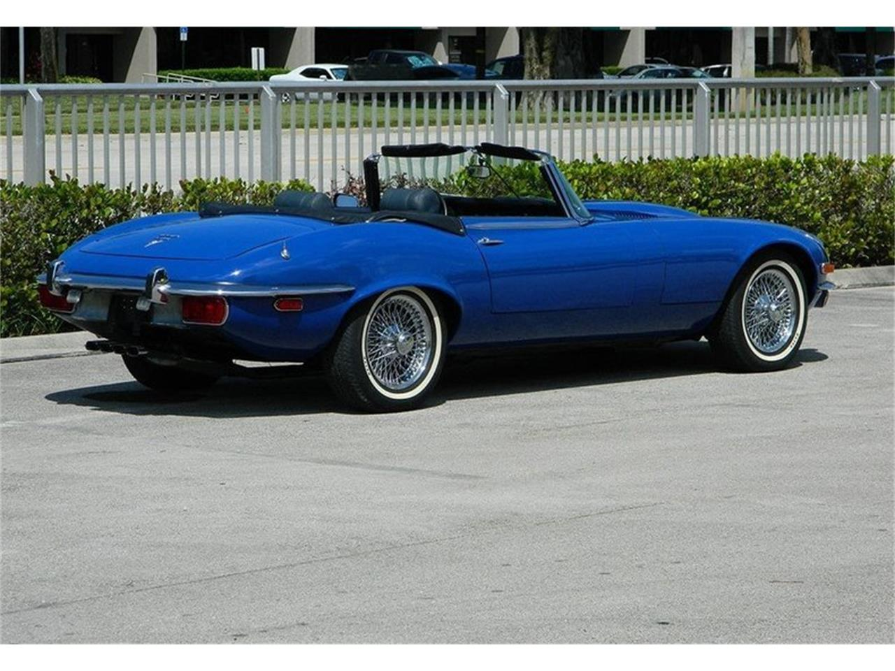 Large Picture of 1973 XKE Auction Vehicle Offered by GAA Classic Cars Auctions - NO0U