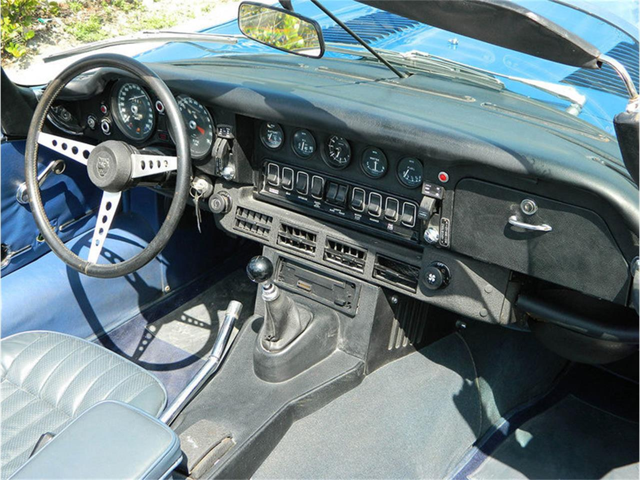 Large Picture of 1973 Jaguar XKE Offered by GAA Classic Cars Auctions - NO0U
