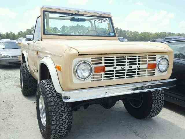 Picture of '76 Bronco - NO13