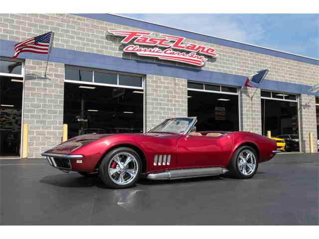 Picture of '68 Corvette - NO18