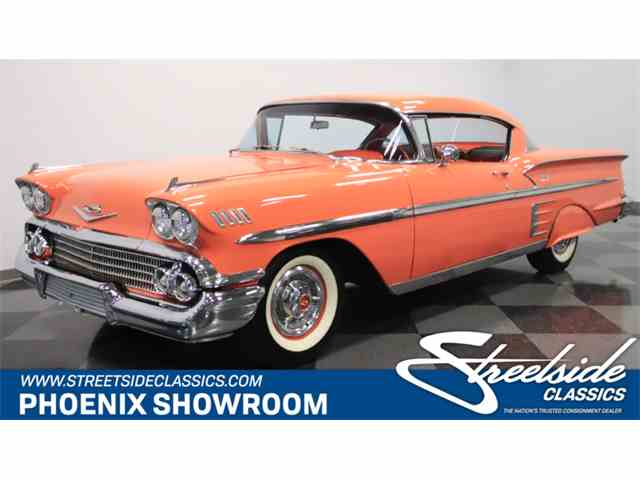 Picture of Classic 1958 Chevrolet Impala located in Mesa Arizona Offered by  - NO1K