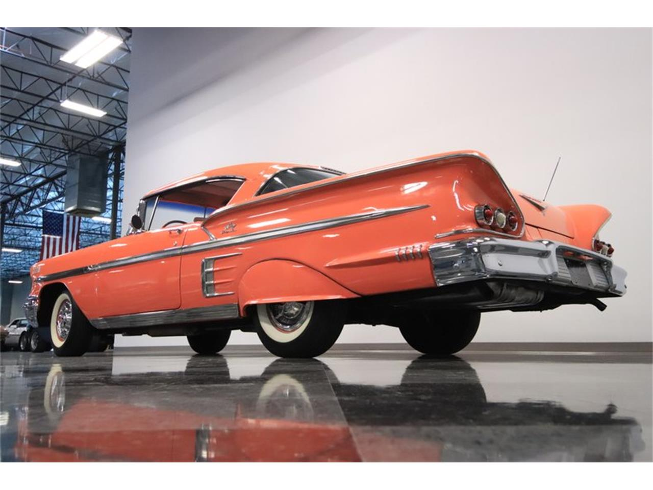 1958 Chevrolet Impala For Sale Cc 1104248 1957 Chevy Convertible Large Picture Of Located In Arizona 4699500 No1k