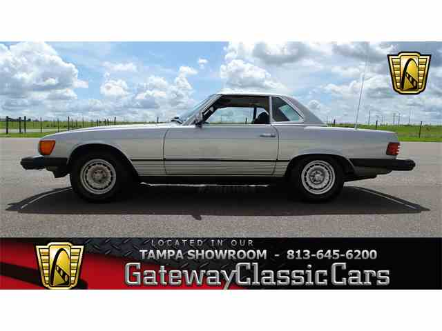 Picture of '80 450SL - NO2A