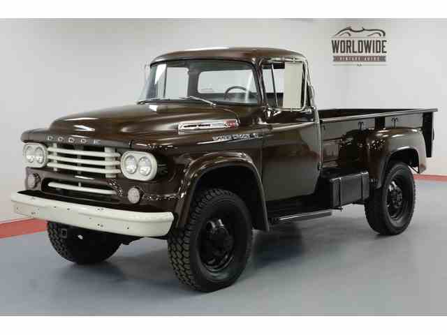 Picture of '58 Power Wagon located in Colorado - $29,900.00 - NO2F