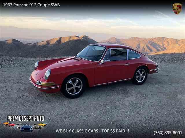 Picture of Classic '67 912 located in California - $46,750.00 - NO2H