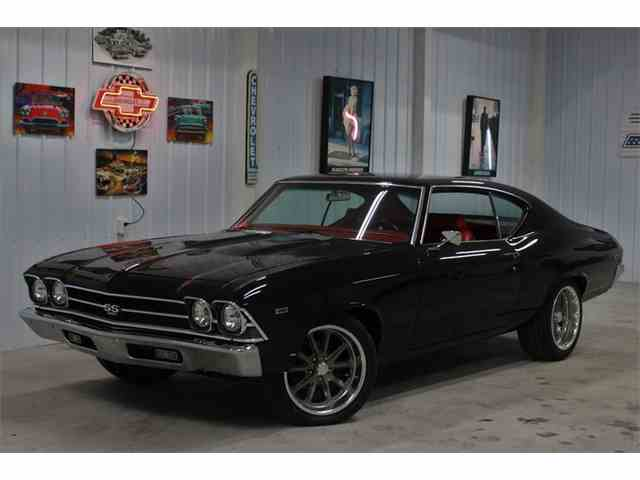 Picture of Classic '69 Chevelle located in North Carolina Auction Vehicle Offered by  - NO2I