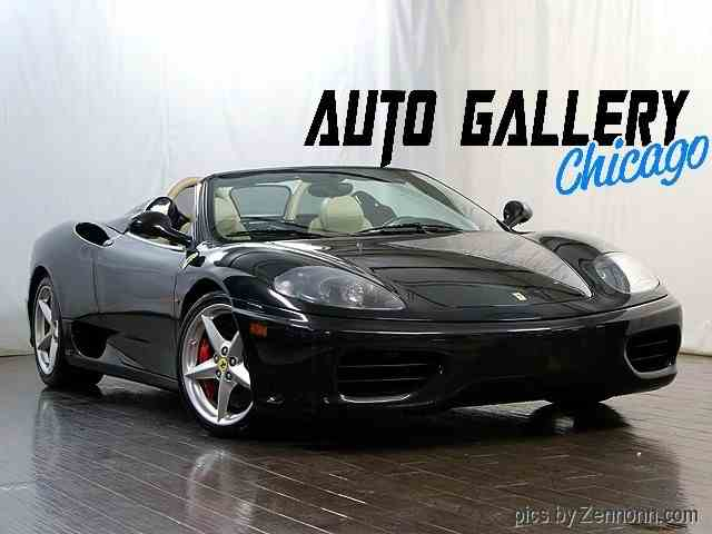 Picture of '01 Ferrari 360 F1 Spider Offered by  - NO2M