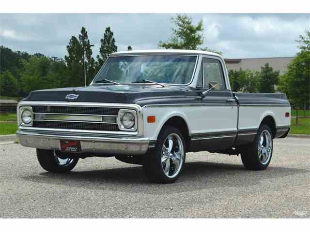 Picture of '70 Chevrolet C10 located in Alabaster Alabama Auction Vehicle - NO31
