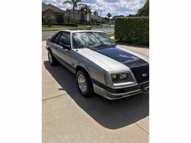 Picture of '84 Mustang - NO34