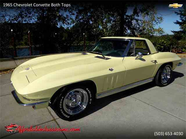Picture of Classic 1965 Corvette located in Gladstone Oregon Auction Vehicle Offered by  - NO38