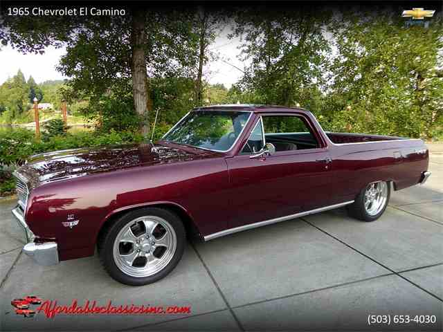 Picture of '65 El Camino - NL3J