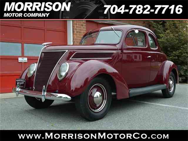 Picture of '37 Coupe - NO3C