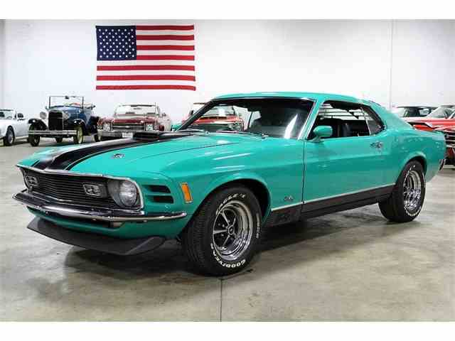 Picture of '70 Mustang - NO3G