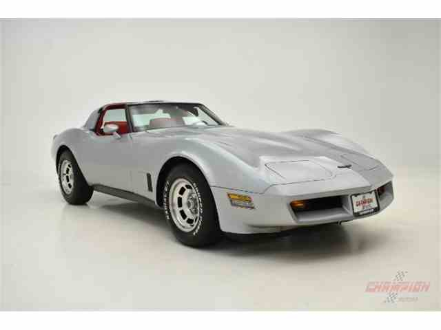 Picture of '81 Corvette located in Syosset New York Auction Vehicle - NO3H