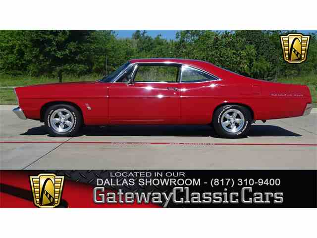 Picture of Classic '67 Ford Galaxie Offered by  - NO3J
