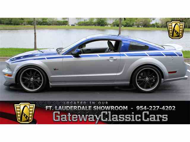 Picture of '07 Mustang - NO3O