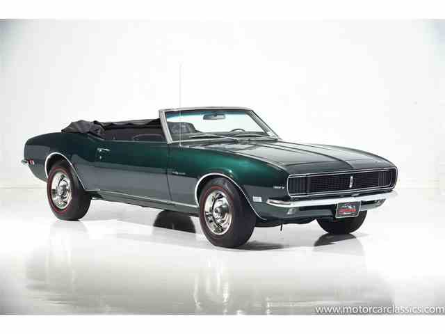 Picture of Classic 1968 Chevrolet Camaro - NO3U