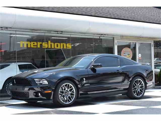 Picture of 2012 Ford Mustang located in Springfield Ohio - $41,900.00 Offered by  - NO41