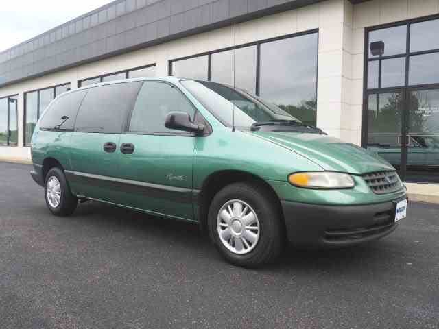 Picture of 1998 Plymouth Grand Voyager located in Ohio - $1,999.00 Offered by  - NO4M