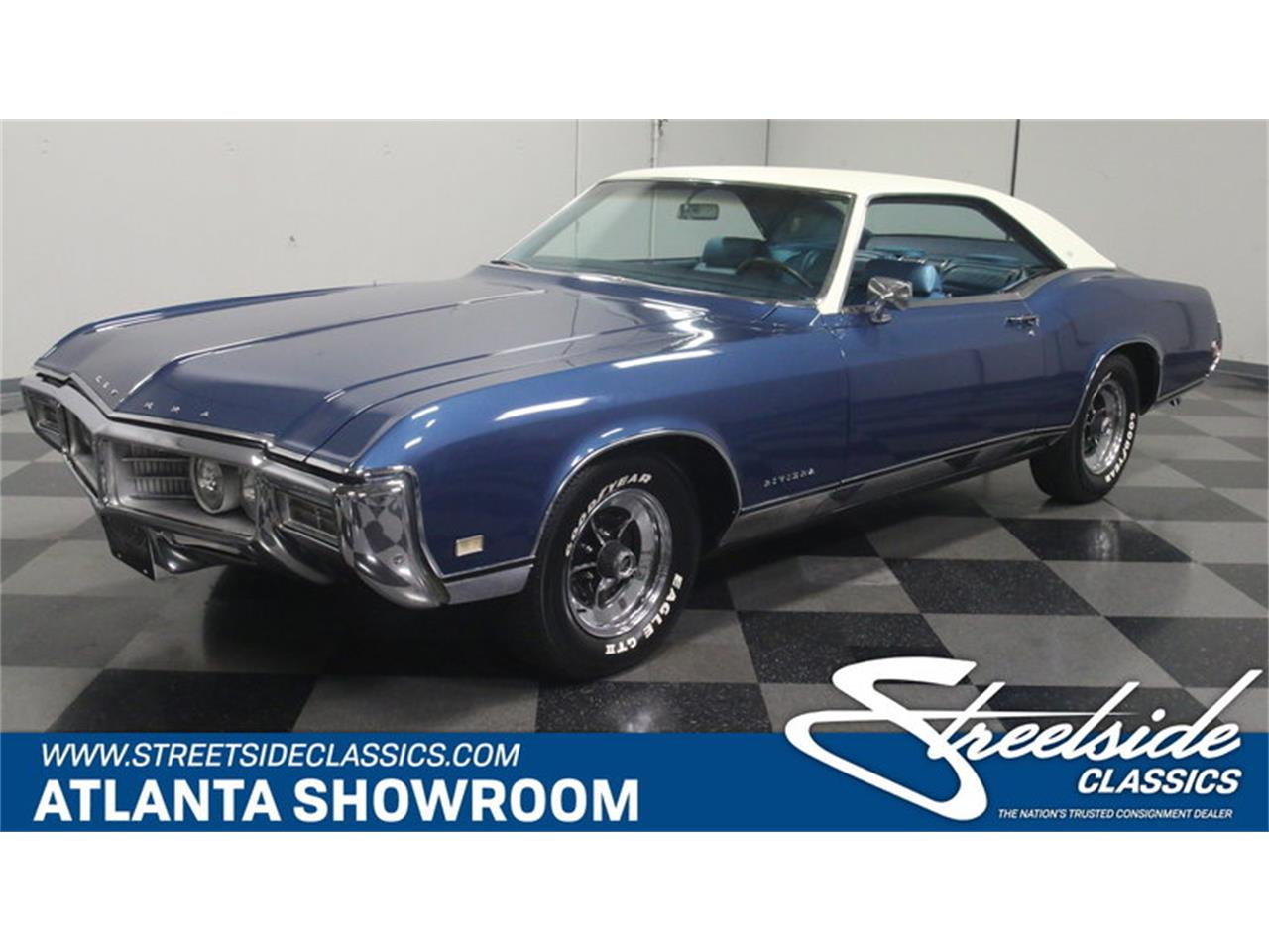 1969 buick riviera for sale | classiccars | cc-1104375