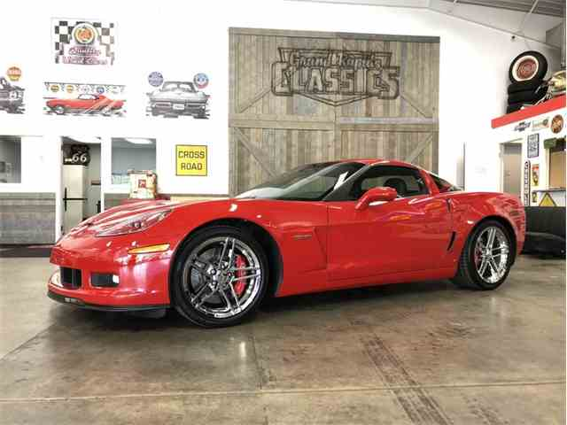Picture of '07 Chevrolet Corvette located in Michigan - $42,990.00 - NO5L