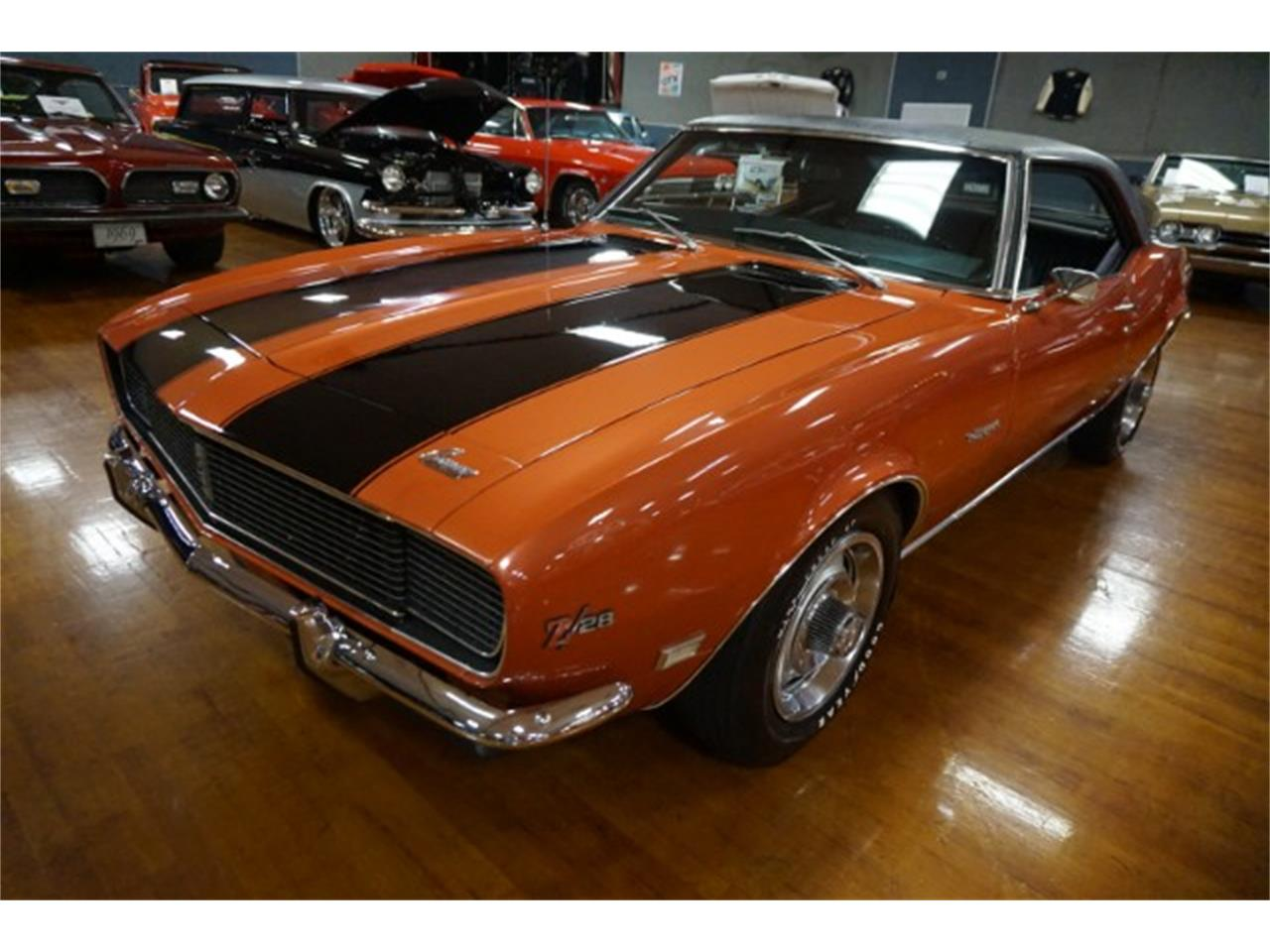 Large Picture of Classic 1968 Camaro Offered by Hanksters Hot Rods - NKSS
