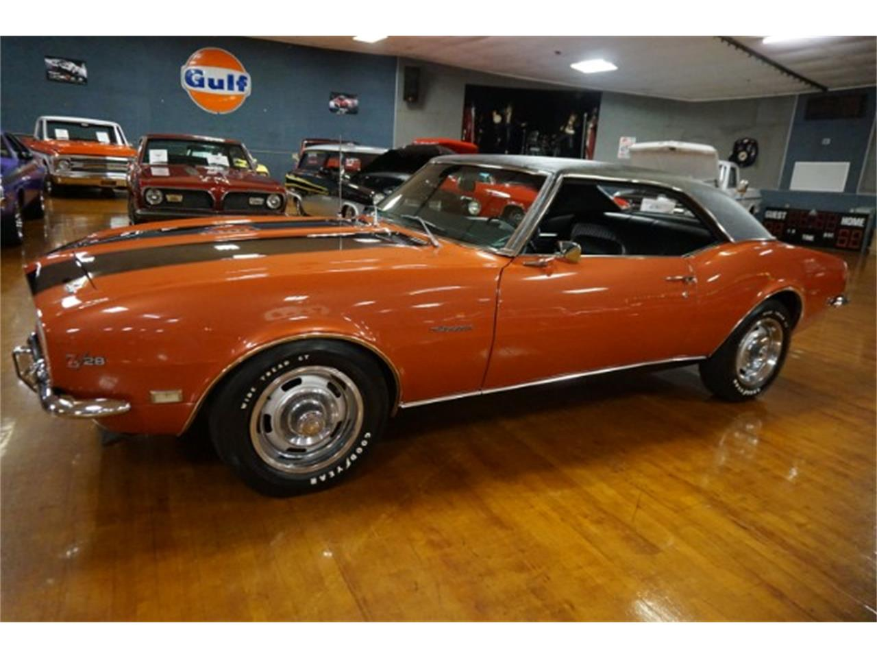 Large Picture of Classic 1968 Chevrolet Camaro - NKSS