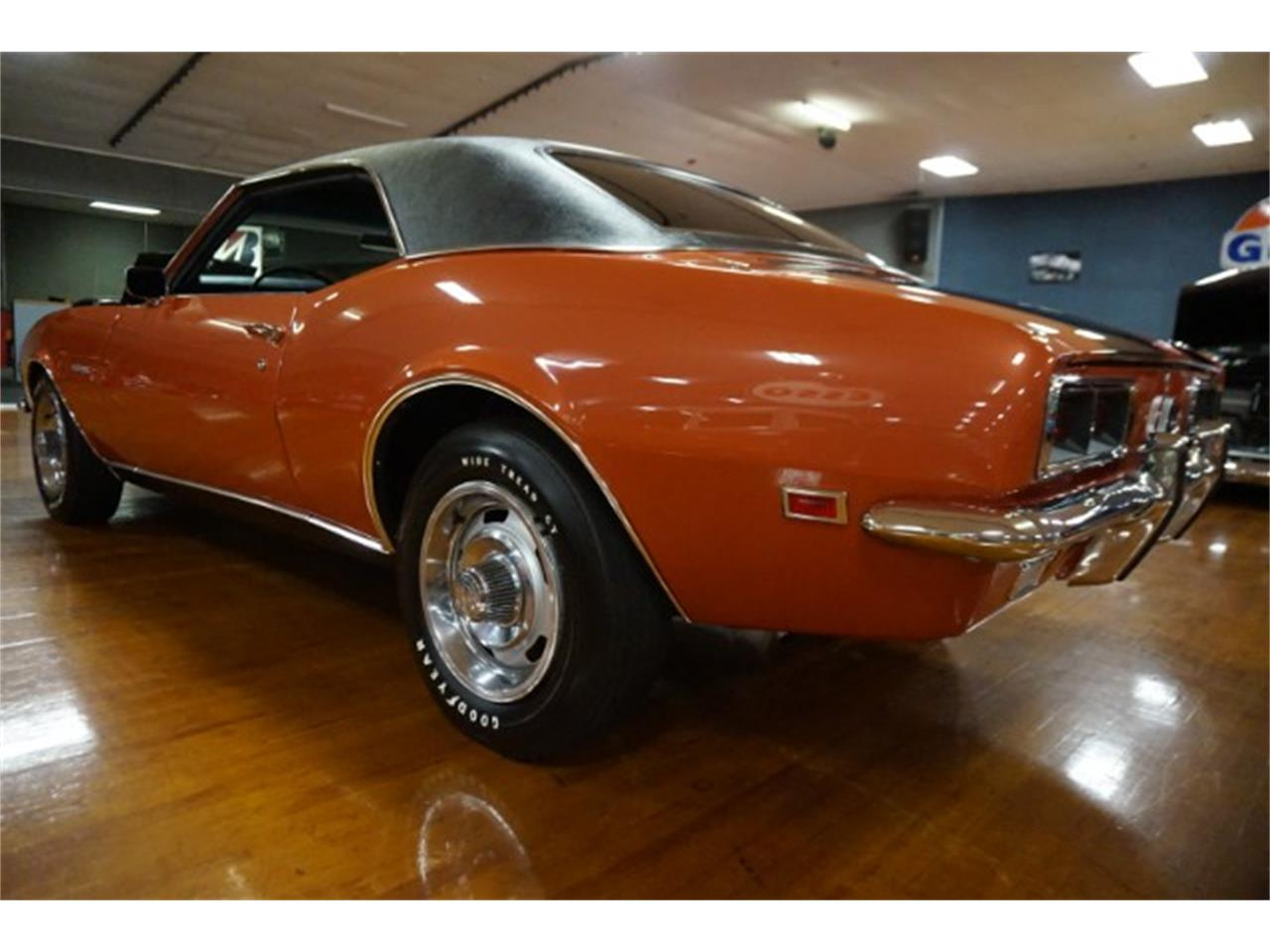 Large Picture of Classic '68 Chevrolet Camaro located in Homer City Pennsylvania - $65,900.00 Offered by Hanksters Hot Rods - NKSS