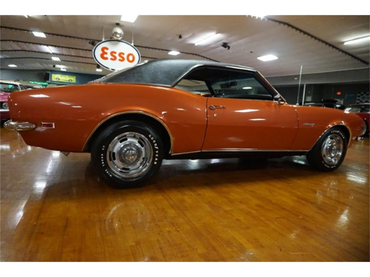Large Picture of 1968 Chevrolet Camaro located in Homer City Pennsylvania Offered by Hanksters Hot Rods - NKSS