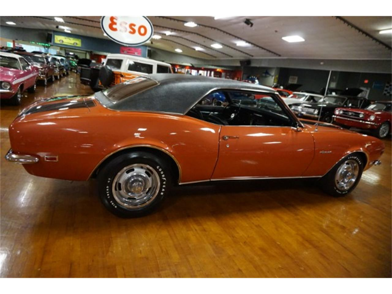 Large Picture of 1968 Chevrolet Camaro located in Pennsylvania - $65,900.00 Offered by Hanksters Hot Rods - NKSS