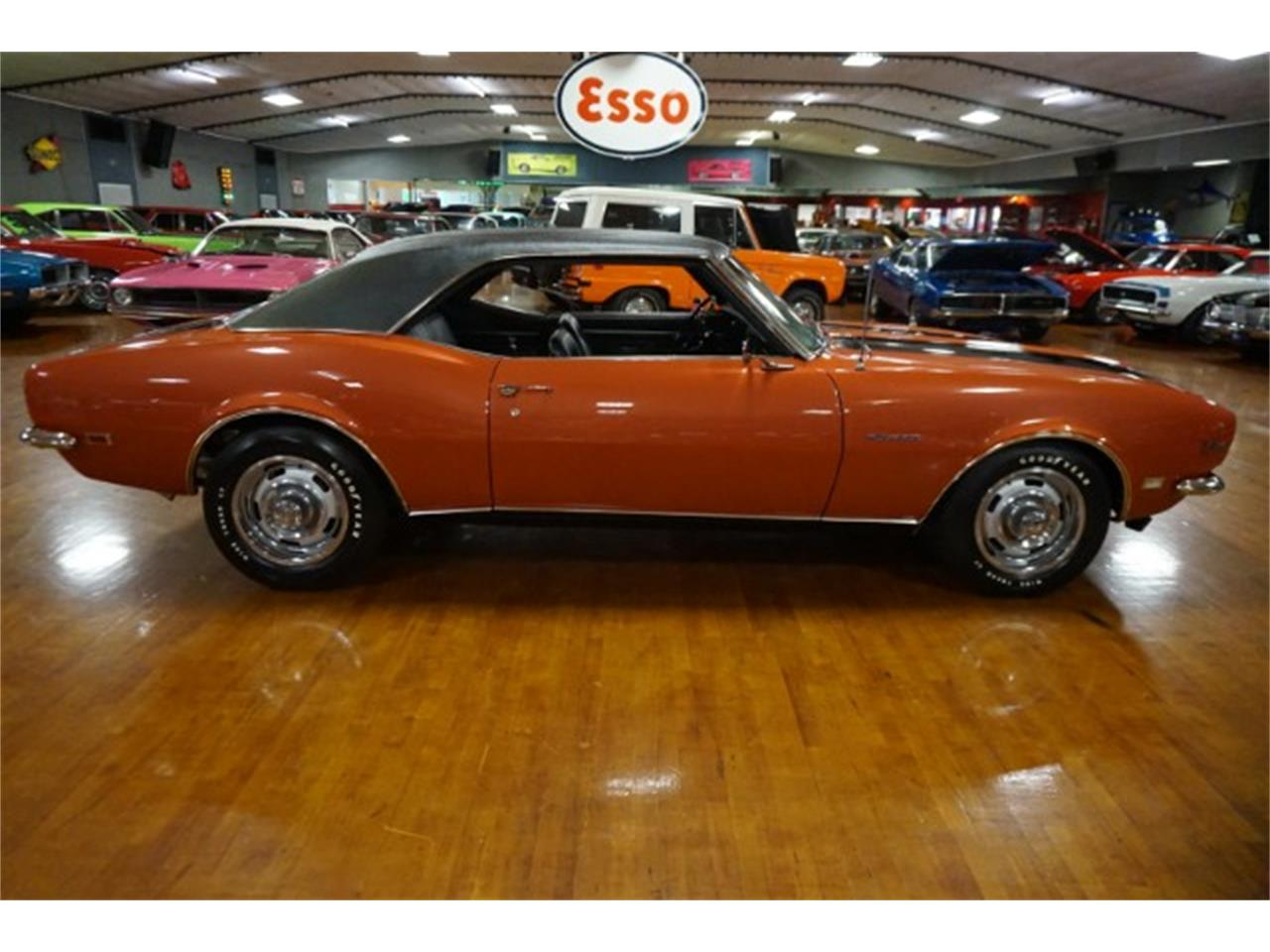 Large Picture of Classic '68 Camaro - $65,900.00 Offered by Hanksters Hot Rods - NKSS
