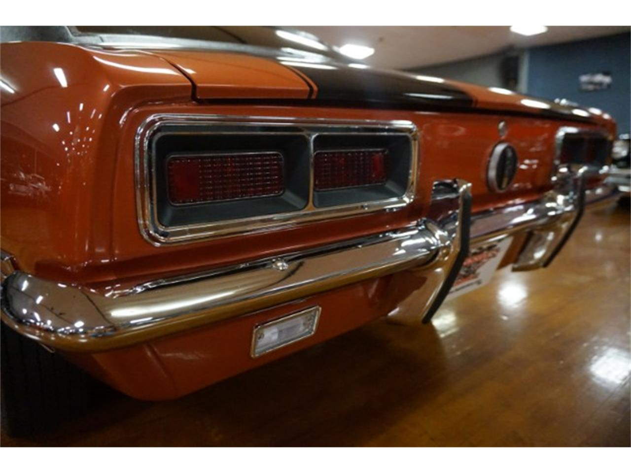 Large Picture of Classic 1968 Chevrolet Camaro Offered by Hanksters Hot Rods - NKSS