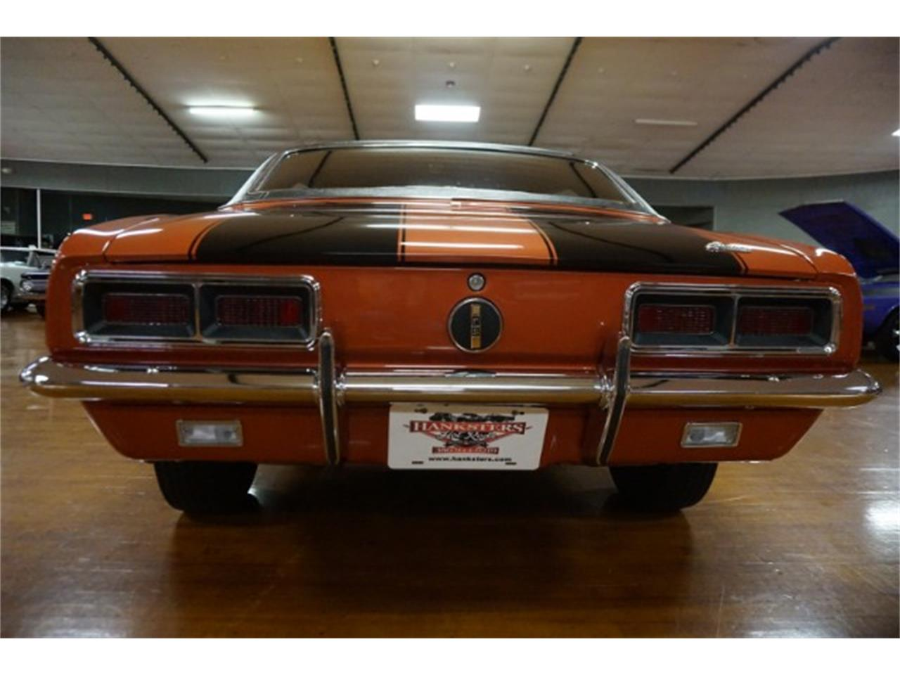 Large Picture of Classic 1968 Camaro located in Homer City Pennsylvania Offered by Hanksters Hot Rods - NKSS