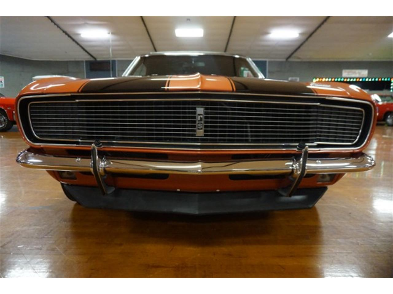 Large Picture of '68 Camaro - $65,900.00 Offered by Hanksters Hot Rods - NKSS