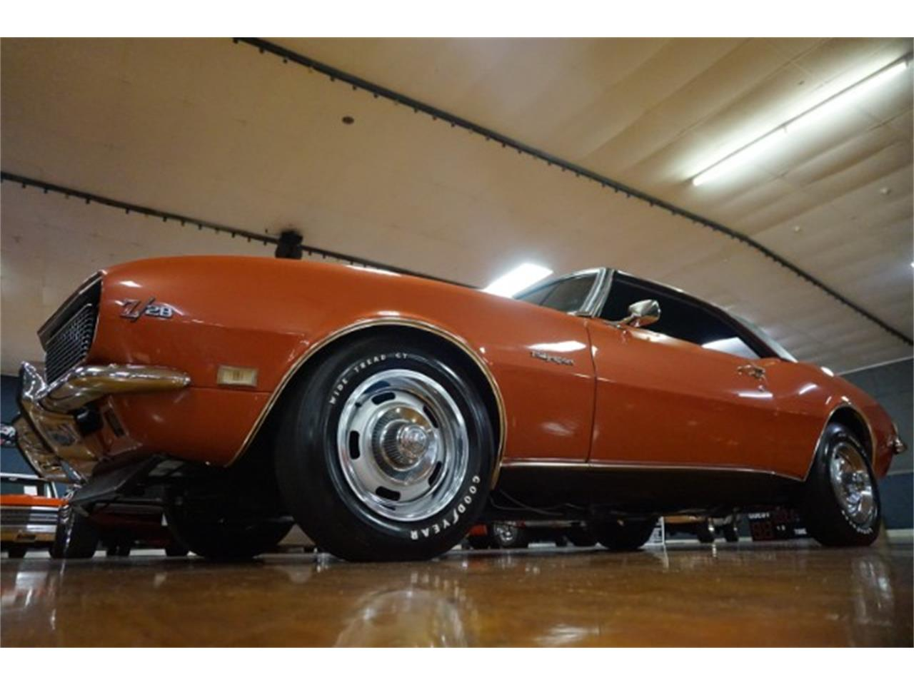 Large Picture of '68 Chevrolet Camaro located in Homer City Pennsylvania - $65,900.00 - NKSS