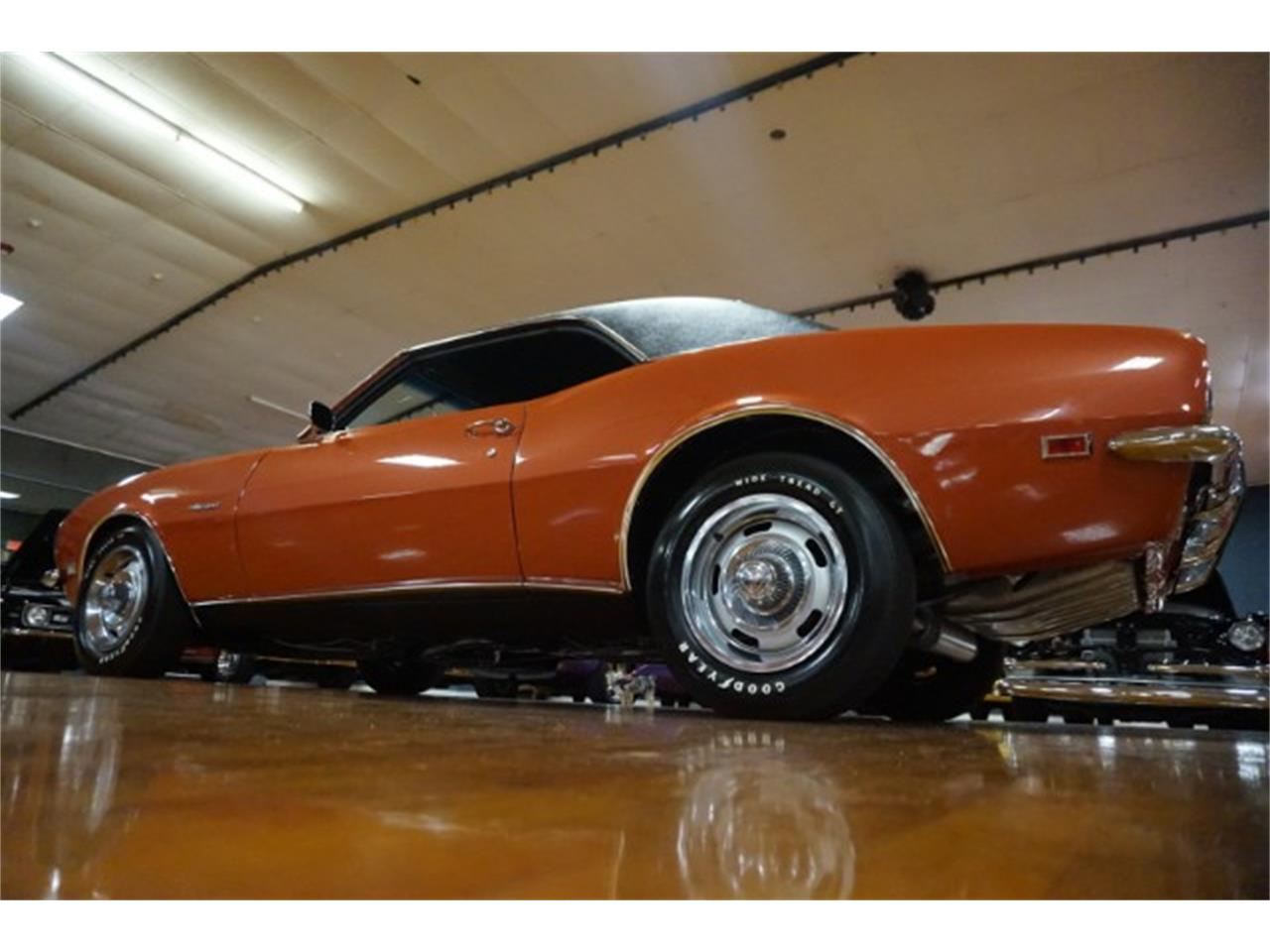 Large Picture of 1968 Chevrolet Camaro located in Homer City Pennsylvania - $65,900.00 Offered by Hanksters Hot Rods - NKSS
