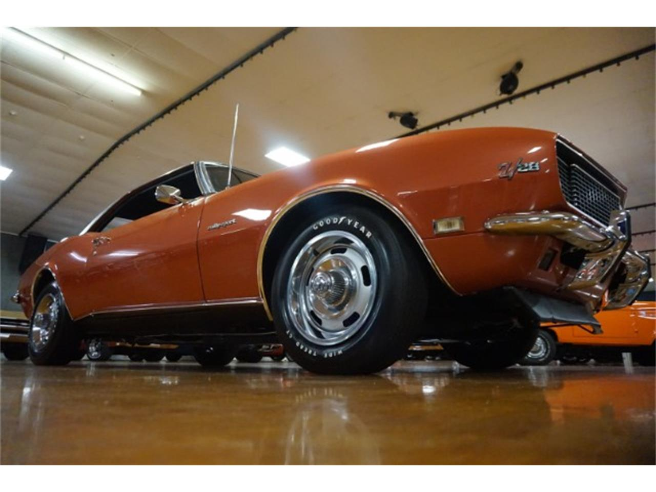 Large Picture of 1968 Chevrolet Camaro located in Homer City Pennsylvania - NKSS