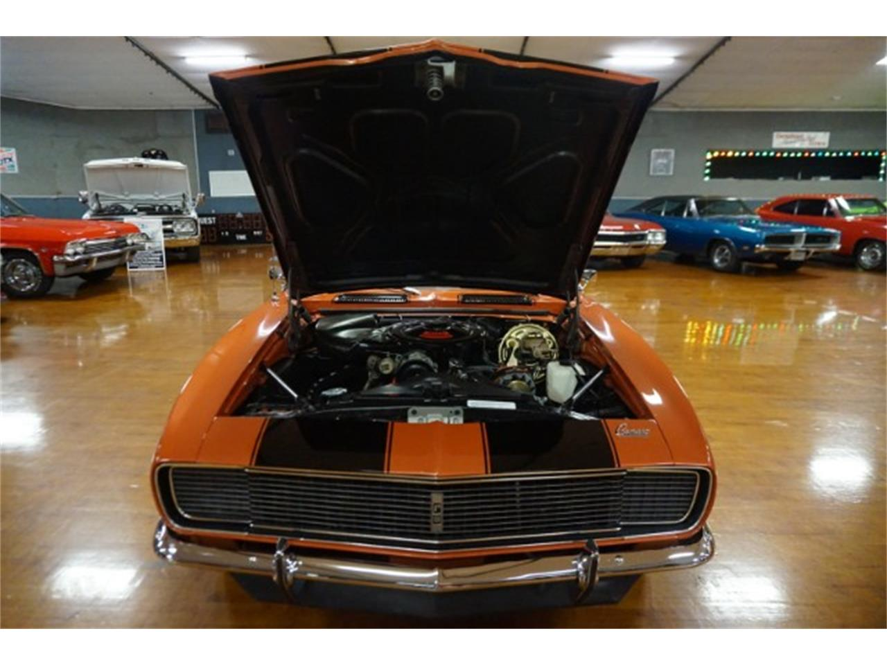Large Picture of Classic 1968 Chevrolet Camaro located in Pennsylvania - $65,900.00 Offered by Hanksters Hot Rods - NKSS