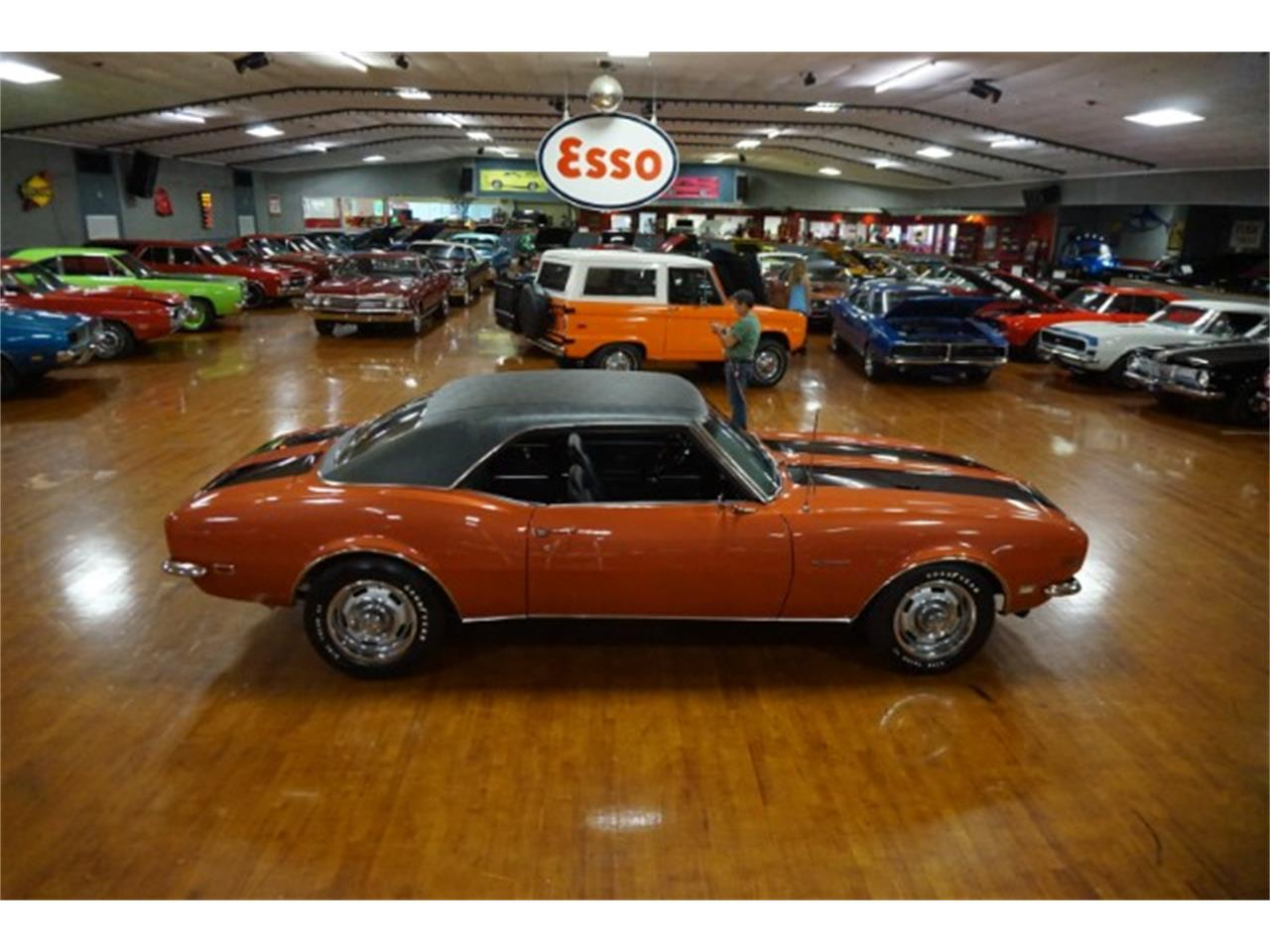 Large Picture of Classic 1968 Chevrolet Camaro located in Pennsylvania - $65,900.00 - NKSS
