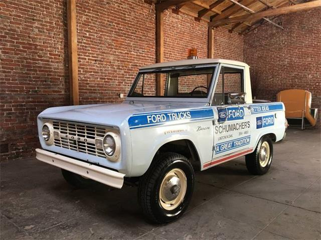 Picture of '66 Bronco - NO5U